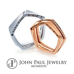 Wedding Bands, Wedding Ring, Couple Rings, Ring Designs, Wedding Jewelry, Jewerly, Jewelry Design, John Paul, Cosmos