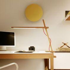 CLAMP Tischleuchte Pablo Designs