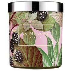 Jo Malone Michael Angove Blackberry & Bay Limited Edition Candle, 200g found on Polyvore