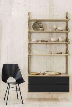 Tapio Anttila Collection - Ideat Shelf System, Jaba, Shelves, Design, Home Decor, Shelving, Decoration Home, Room Decor, Shelf