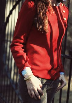 Classy Girls Wear Pearls: Walking the Grounds Classic Style, Cool Style, My Style, Sarah Vickers, Back To School Fashion, Girls Wear, Pandora Jewelry, Preppy, Walking