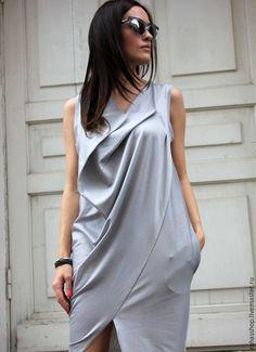 c17925d1f1df Платье Metallic - купить или заказать в интернет-магазине на Ярмарке  Мастеров   Красиво, дизайнерское платье из качественного…