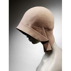 Cloche Hat - 1928-29 - by Miss Fox London, England - @Mlle