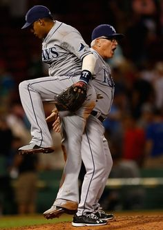 Tampa Bay Rays Team Photos - I just LOVE this picture!