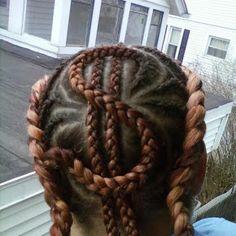 Dollar Sign Hair Style