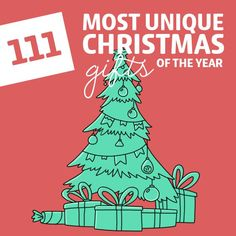 I love to give really unique gifts to everyone on my list, and I got my whole list done just by looking through these unique Christmas gifts of the year.