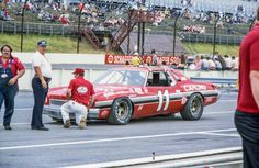 Cale Yarborough's Chevy | by brooklandsspeedway