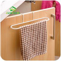 Kitchen Towel Racks For Cabinets over cabinet door kitchen towel racks | kitchen towel rack