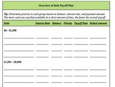Be Intentional Challenge #22 - Complete the Debt Payoff and Goal Planner (with Free Download)