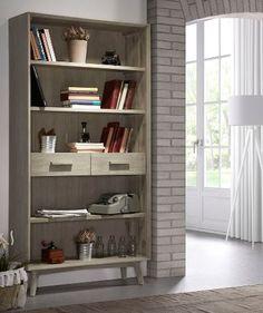 #libreria #madera