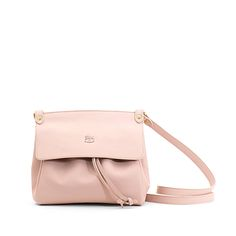 Crossbody Tornabuoni In A2616 (Pink Color)   Il Bisonte