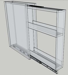 sliding spice rack plans advise slide hardware for a spice pullout kit