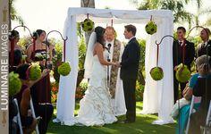 wedding ceremony altars - Google Search