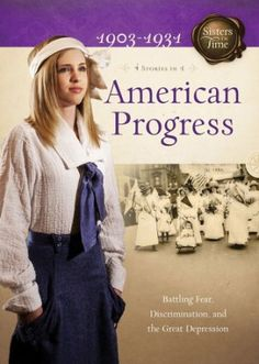 American Progress: Battling Fear, Discrimination, and the Great Depression - eBook