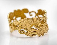 Weddings Ring for Women -14k gold Women Wedding Band - Fine Jewelry Ring - Designer Vintage - Free Shipping by nuritdesignjewelry on Etsy https://www.etsy.com/listing/155999041/weddings-ring-for-women-14k-gold-women