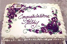 graduation sheet cake ideas - Google Search