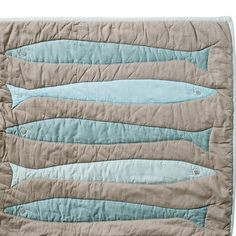 Fisherman's Quilt in {productContextTitle} from {brandTitle} on shop.CatalogSpree.com, your personal digital mall.