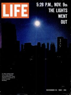 Life Cover - Blackout
