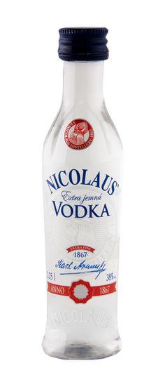 St. Nicolaus Vodka - Best Vodka Brands from Slovakia - #StNicolaus #StNicolausVodka #Vodka