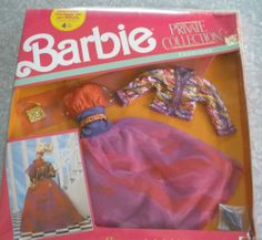 1990 Barbie Private Collection.Fashion Outfit