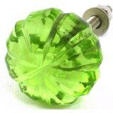 Product Details. green cabinet knob
