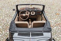 VW Hebmüller Cabrio
