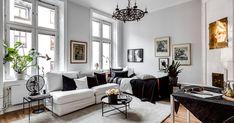 Kawalerka 34 m²   www.visionfastighetsmakleri.se
