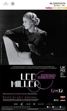 Lee Miller - Fotógrafa Surrealista (INAUGURACIÓN) — MUSEO DE ARTE MODERNO