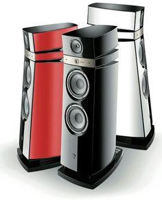 Focal Maestro Utopia III Big Speakers, High End Speakers, Home Speakers, Monitor Speakers, Bookshelf Speakers, High End Audio, Focal Speakers, Audiophile Speakers, Hifi Audio