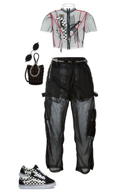 """""""Untitled #636"""" by zeroinspo on Polyvore featuring Dilara Findikoglu, MM6 Maison Margiela, Christian Dior, Tiffany & Co., Suzanne Kalan, Alexander Wang and Vans"""