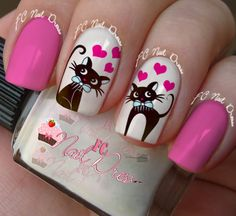 FC Nail Dress  This is too Cute!