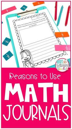 4 Reasons to Use Math Journals in your Classroom These word problems are perfect for teaching students to write about math and to think deeper about their math strategies. They can be used as bell work, centers, exit tickets, homework, etc. Teaching Reading, Teaching Math, Teaching Tips, Fun Math, Math Activities, Third Grade Math, Fourth Grade, Second Grade, World History Teaching