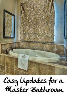 Custom Dark Granite Countertop Vessel Sink Bathroom Remodel - Minor bathroom remodel