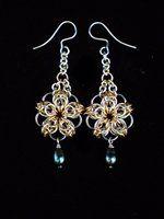 Rhianna earrings v.7 by Narrina