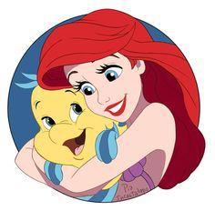 My favorite Disney princess, Ariel! Little Mermaid Wallpaper, Mermaid Wallpapers, Cute Disney Wallpaper, Mermaid Disney, Disney Little Mermaids, Ariel The Little Mermaid, Tinkerbell Disney, Ariel Mermaid, Arte Disney