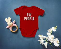 ⭐⭐⭐⭐⭐ 🔥 EW People Baby Bodysuit for just $14.99 Free Shipping! 🚚 ➤ Baby Bodysuit, Free Shipping, Stitch, People, Cotton, Kids, Young Children, Full Stop, Boys