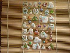 41 stickers autocollants en relief thème de Noël. : Stickers, autocollants par laboiteabijouxnanny