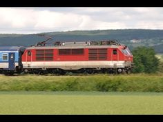 Lokomotivy řady 350 - YouTube Train, Vehicles, Youtube, Strollers, Trains, Vehicle, Youtube Movies, Tools