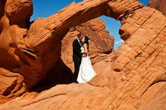 Valley Of Fire Wedding Shoot by James Marvin Phelps, via Flickr