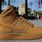 """Nike Air Force 1 High DCN Military Boot """"Golden Harvest"""""""