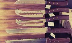 Wunderschöne Messer, gefertigt im Thurgau. Mit verschiedenen Panoramen das Ideeale Geschenk, für jeden Anlass! Knives, Random Stuff, Gift, Nice Asses
