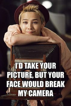 I wish the dumb words weren't here.  GD with a large format camera? I'm in heaven.