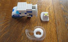 Almost Unschoolers: Summer Fun 2014 - Magnet Powered Car