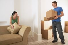 Using Your Storage Unit While You Move