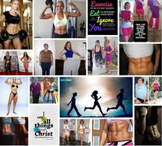 Collage of inspirational women who are true examples of hard work paying off.