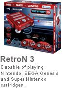 RetroN 3 (HDMI NES, SNES, Genesis, more) $70