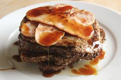 Healthy French Toast Natural Born Feeder, Healthy French Toast, Come Dine With Me, Eating Well, A Food, Breakfast Recipes, Sweet Tooth, Beef, Healthy Recipes