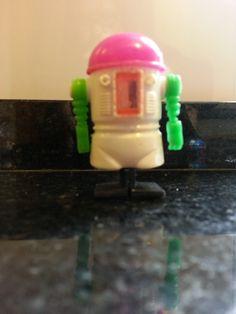 Robô - Anos 80