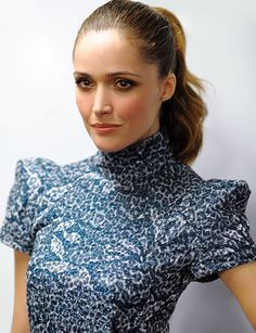 It's odd how you go from not knowing Rose Byrne to figuring out she is in freakin' everything!