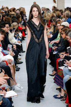 Céline #VogueRussia #readytowear #rtw #springsummer2018 #Céline #VogueCollections